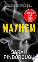 Mayhem by Sarah Pinborough