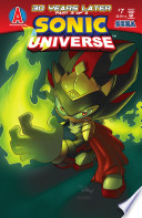Sonic Universe #7 : from his castle with only lara-su at...