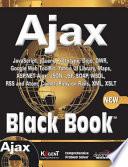 illustration Ajax Black Book, New Edition (With Cd)