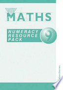 Key Maths Numeracy Support Pack 92