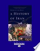 A History Of Iran Large Print 16pt