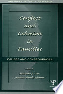 Conflict and Cohesion in Families Consortium This Book Presents Theory