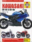 Kawasaki ER 6f and ER 6n Service and Repair Manual
