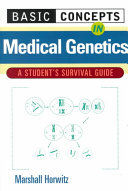 Basic Concepts In Medical Genetics