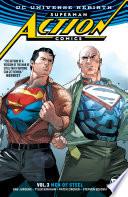 Superman   Action Comics Vol  3  Men of Steel