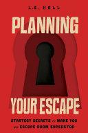 Planning Your Escape Book PDF