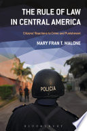 The Rule of Law in Central America