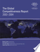 The Global Competitiveness Report 2003-2004 : world economic forum's annual rankings...
