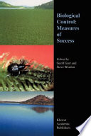 Biological Control: Measures of Success Book Analyses Why The Majority Of Attempts