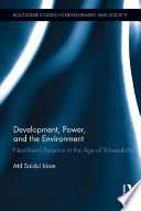 Development Power And The Environment