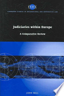 Judiciaries within Europe