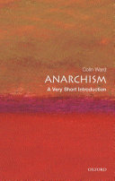 Anarchism: A Very Short Introduction Book