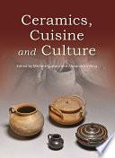 Ceramics, Cuisine and Culture
