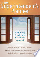 The Superintendent s Planner