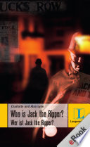 Who is Jack the Ripper    Wer ist Jack the Ripper