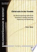 Christ sein in der Fremde