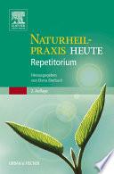 Naturheilpraxis heute   Repetitorium