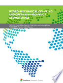 Hydro Mechanical Coupling And Creep Behaviours Of Geomaterials
