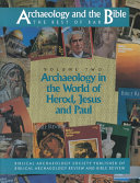 Archaeology in the World of Herod  Jesus  and Paul