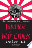 Japanese War Crimes