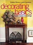 Decorating Basics