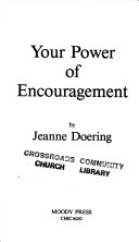 Your Power of Encouragement