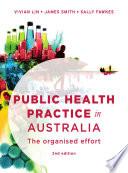 Public Health Practice in Australia
