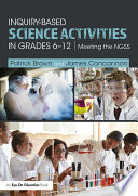 Inquiry Based Science Activities In Grades 6 12