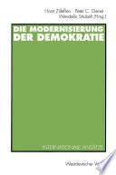 Die Modernisierung der Demokratie