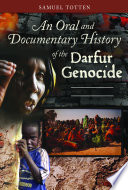An Oral and Documentary History of the Darfur Genocide Presents The Harrowing Accounts Of Survivors And Includes