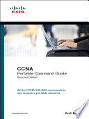 CCNA Portable Command Guide  CCNA Self Study