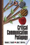 Critical Communication Pedagogy