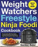 Weight Watchers Freestyle Ninja Foodi Cookbook 2019 2020