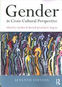 Gender in Cross Cultural Perspective
