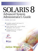 Solaris 8 Advanced System Administrator s Guide