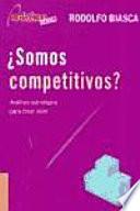 Somos competitivos