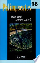 Traduire l intertextualit