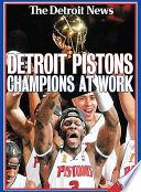 Detroit Pistons Champions at Work