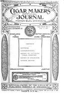 Cigar Makers Official Journal