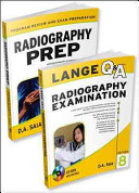 Radiography Value Pack  Lange Q A  Radiography Exam 8th ed and Radiography PREP 6th ed  VALUE PACK