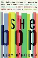 She Bop book