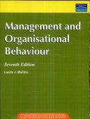 Management and Organizational Behaviour  7 e