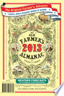 The Old Farmer s Almanac 2013