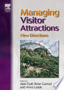 Book Managing Visitor Attractions  New Directions
