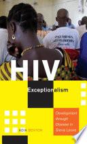 Hiv Exceptionalism