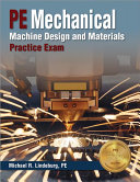 Pe Mechanical Machine Design and Materials Practice Exam