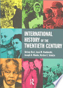 International History of the Twentieth Century