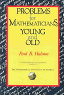 Problems for mathematicians  young and old