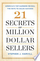 21 Secrets of Million Dollar Sellers