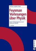 Feynman Vorlesungen   ber Physik